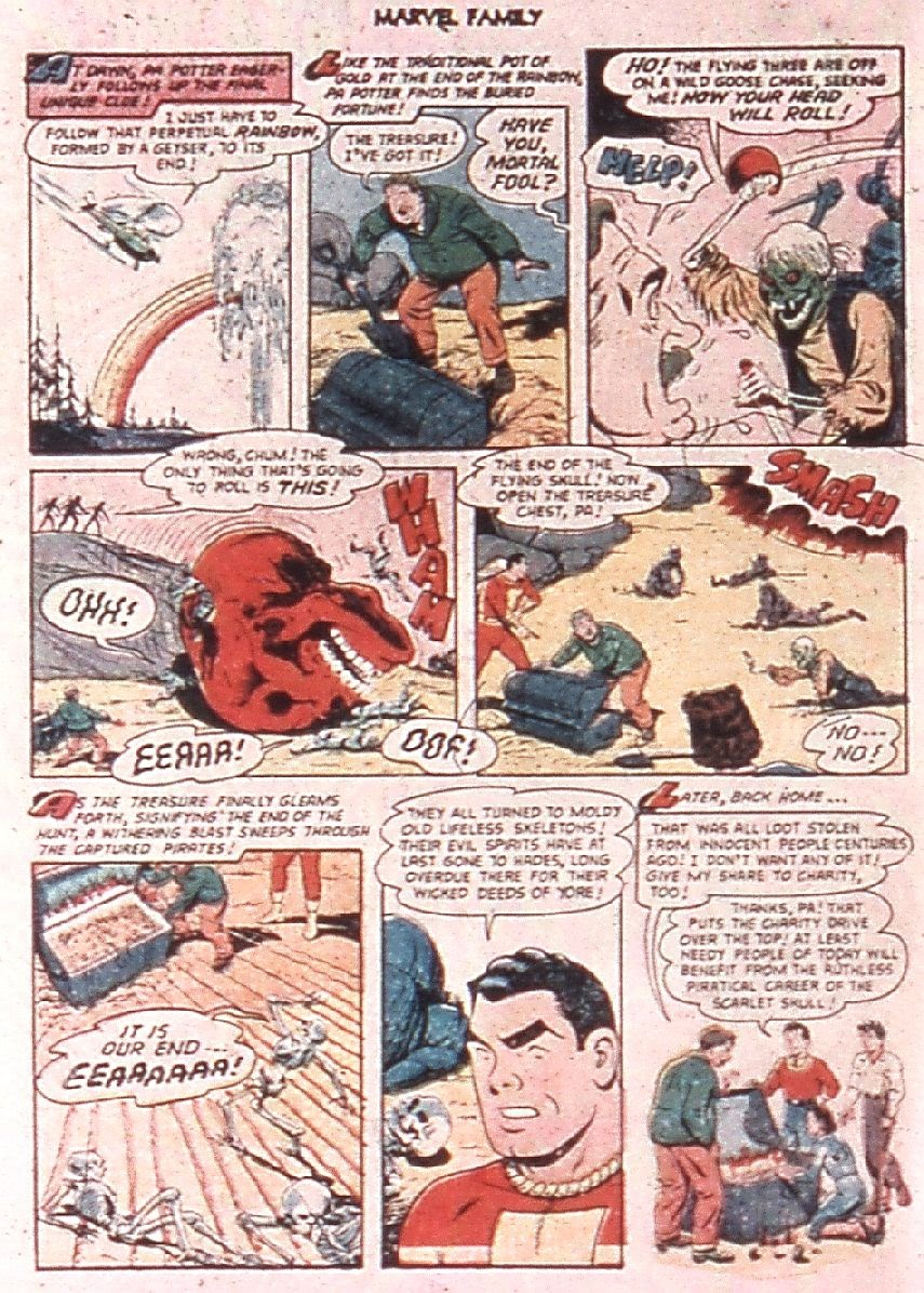 The Marvel Family issue 83 - Page 10