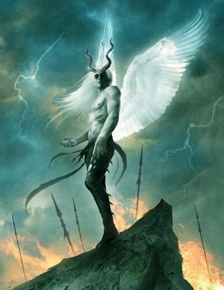 Hot Angel! 57 Exquisite Angel Artworks Part III - AMINE ...