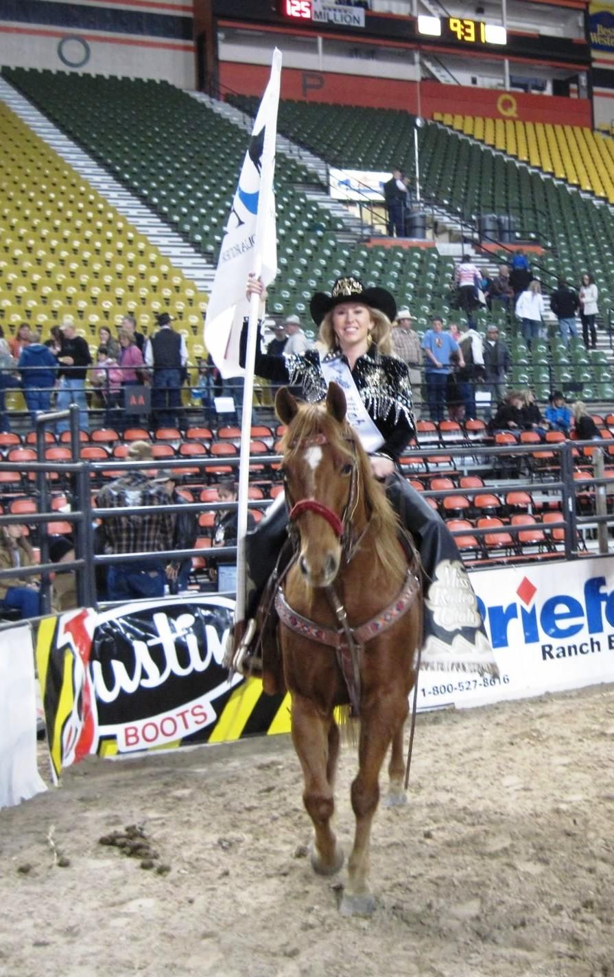 Miss Rodeo Utah 2009 Dodge National Circuit Finals Rodeo