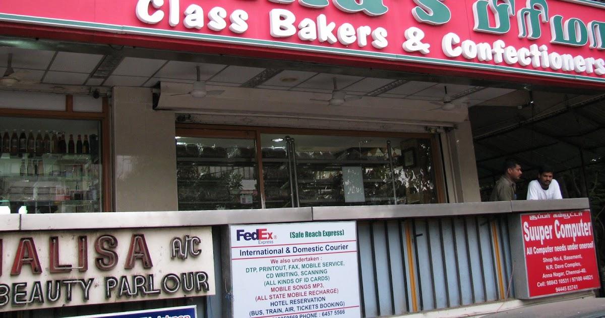 Blueberry Cake Shop In Anna Nagar