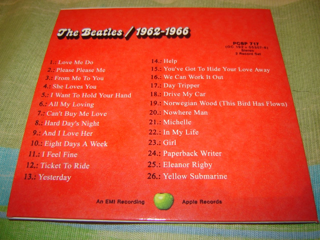 Beatle Collector