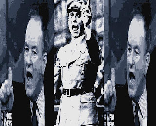Bill O'Reilly and Joseph Goebbels / Drive-by Times