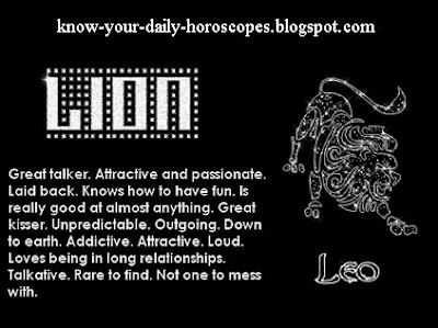 leo horoscope january 11