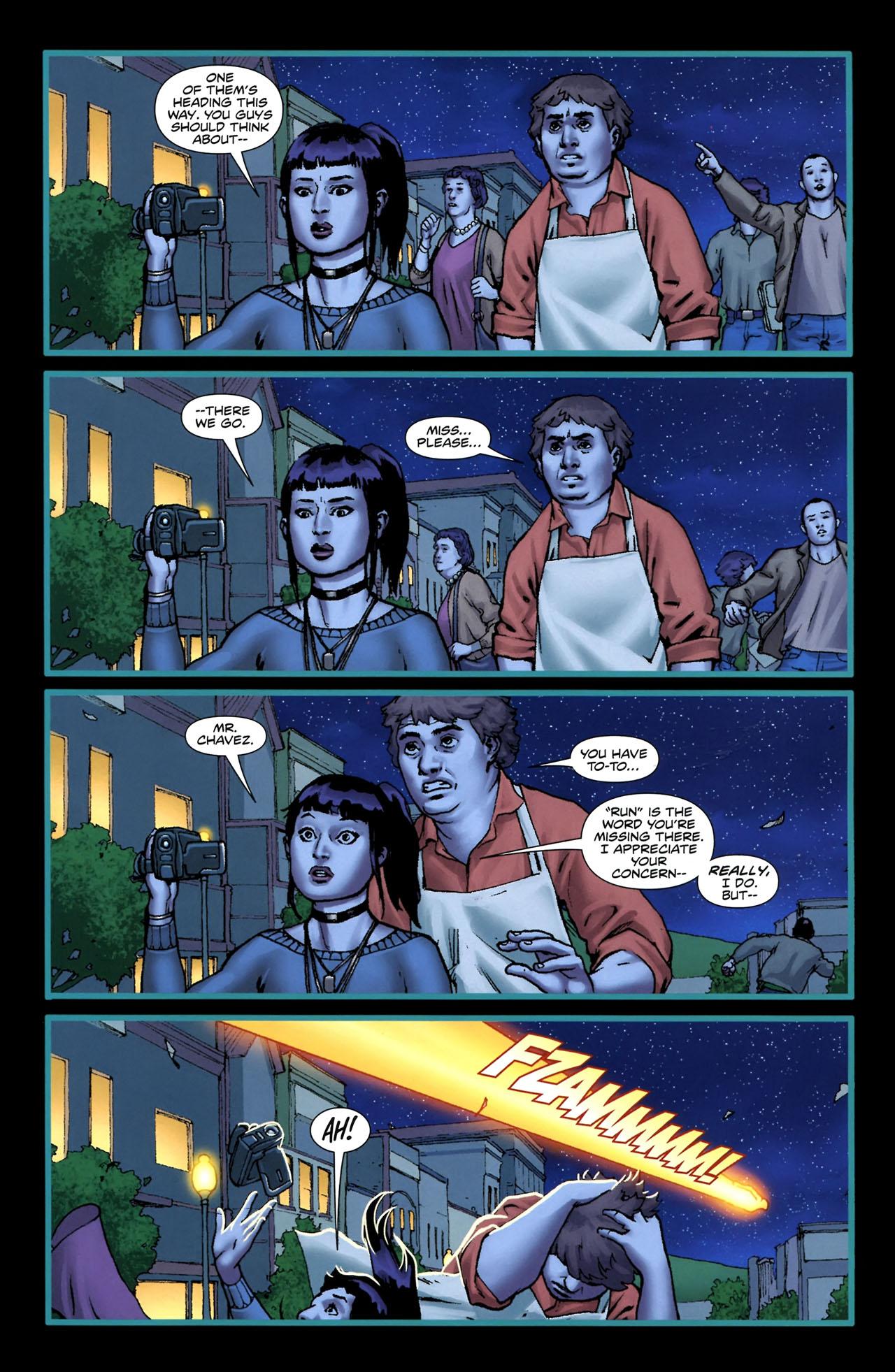 Read online Soldier Zero comic -  Issue #4 - 10