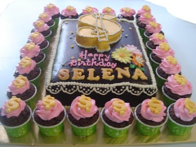 Yochana S Cake Delight Happy Birthday Selena