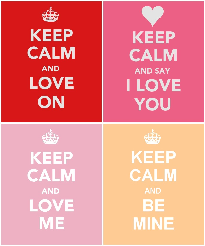 Old a little design everyday make your own keep calm - Make your own keep calm wallpaper free ...