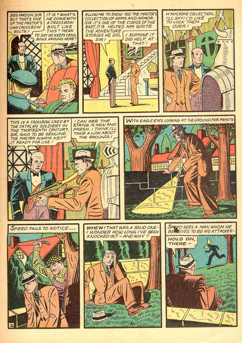 Read online Detective Comics (1937) comic -  Issue #30 - 37