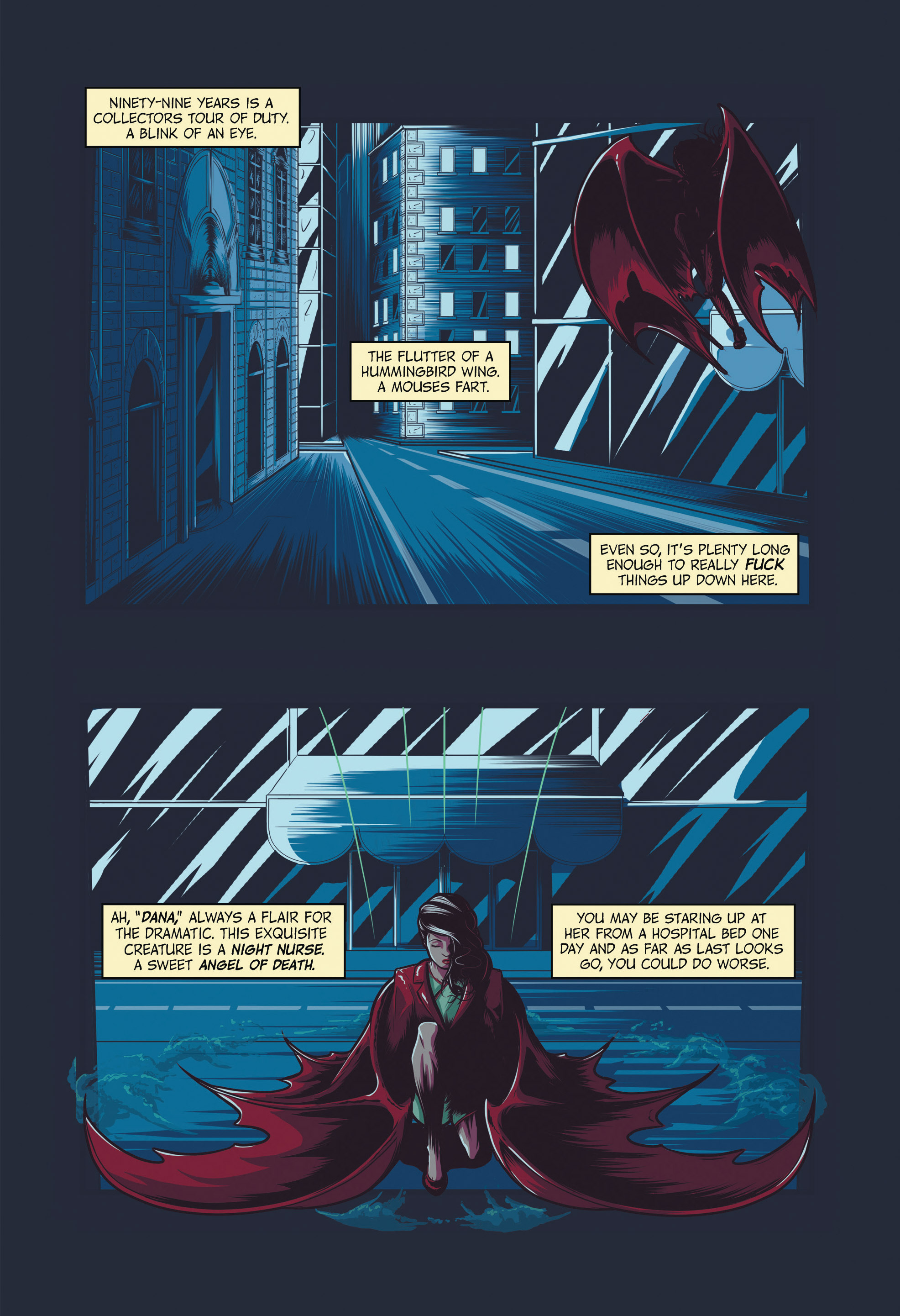 Read online Redemption Heights comic -  Issue # Full - 8