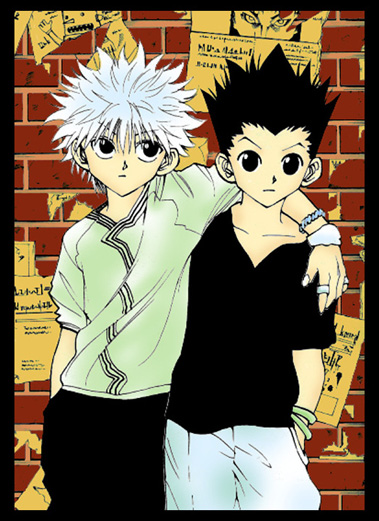Hunter x hunter 2011 episodio 10 - 5 6