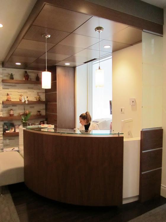 Operating Room Design: HEALTHCARE: Conceptual Sketch Of Reception Area