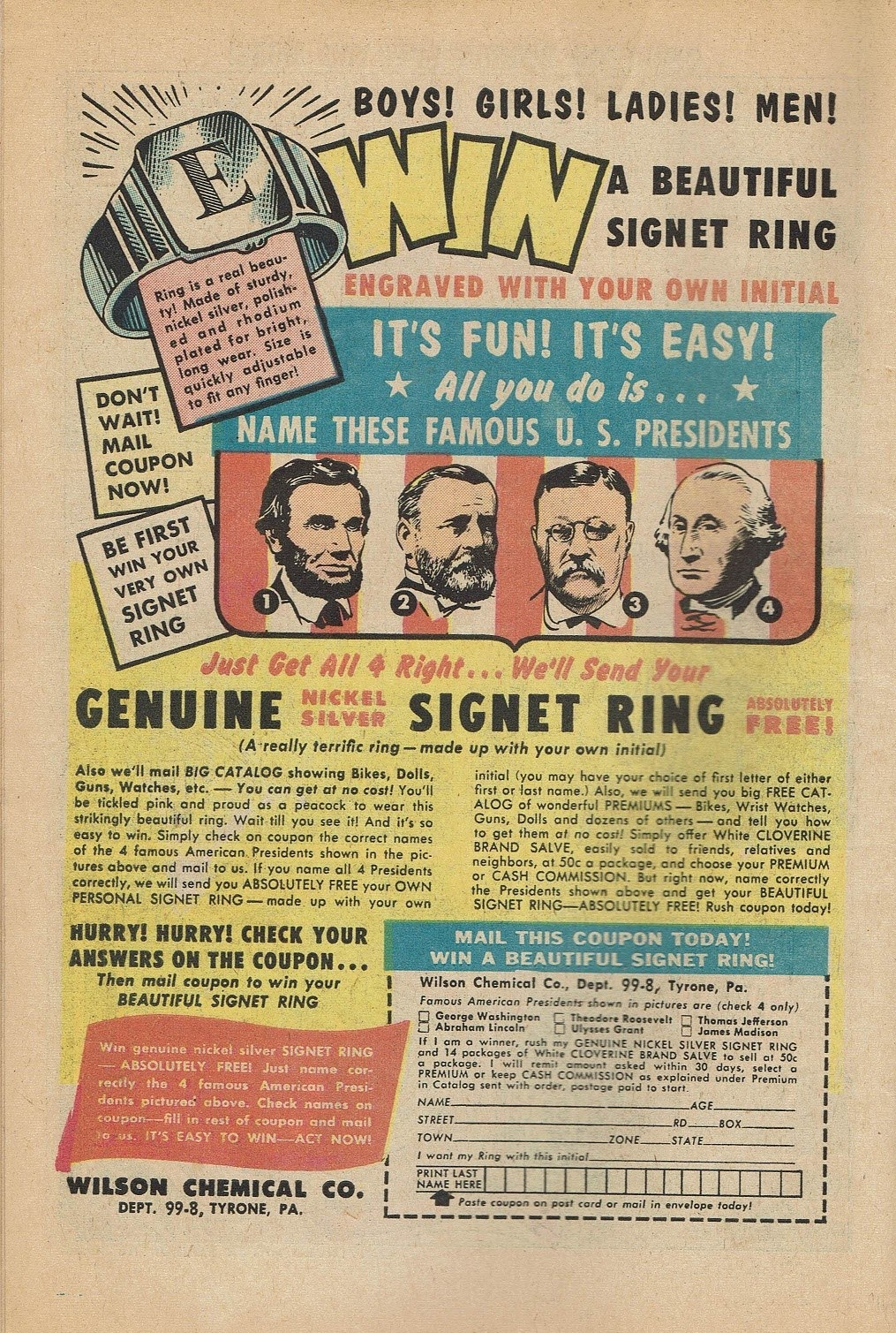 Read online Fightin' Navy comic -  Issue #95 - 6