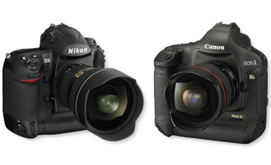 LITARTISTA: Canon vs Nikon torture test