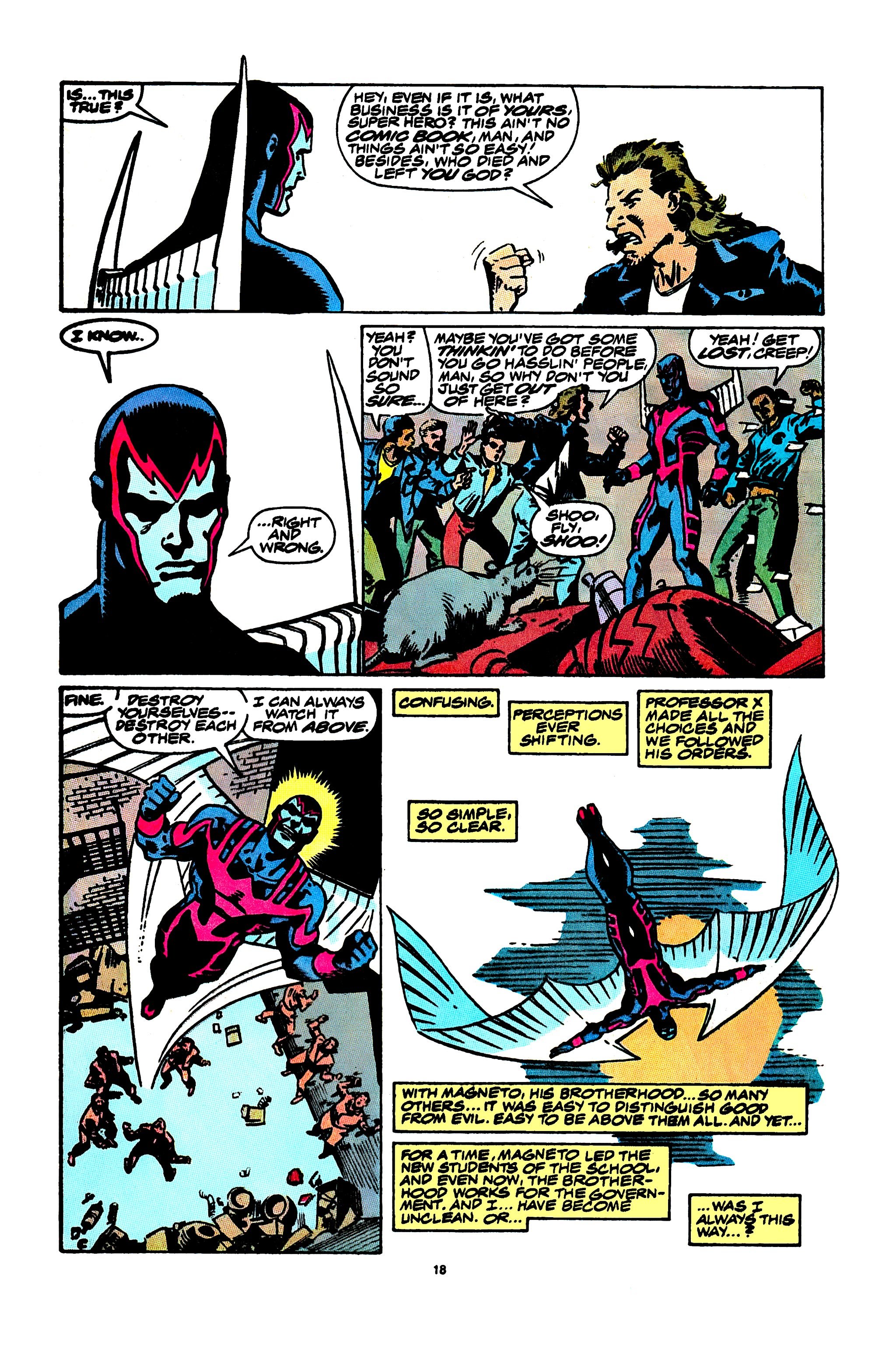Read online X-Factor (1986) comic -  Issue #47 - 15