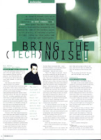 TERRORIZER Magazine Technoise Feature 02/02