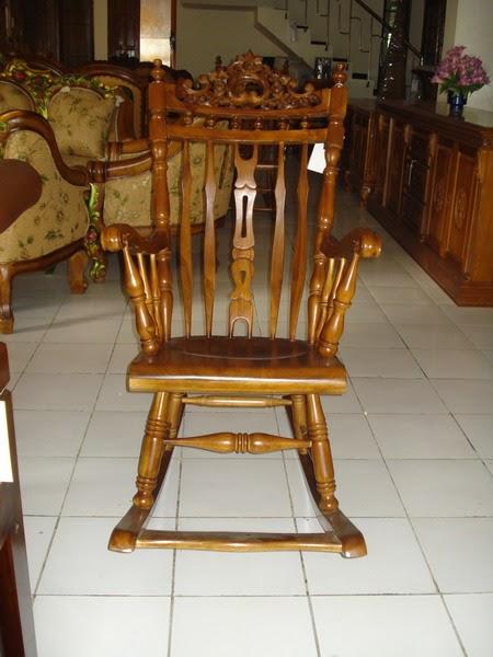 Ayujati Furniture Jom Santai Dengan Kerusi Kayu Jati