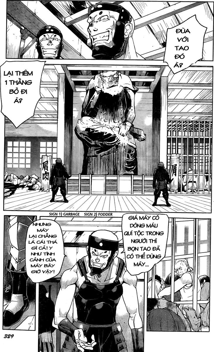 Code Geass: Shikkoku no Renya chap 2 - Trang 8