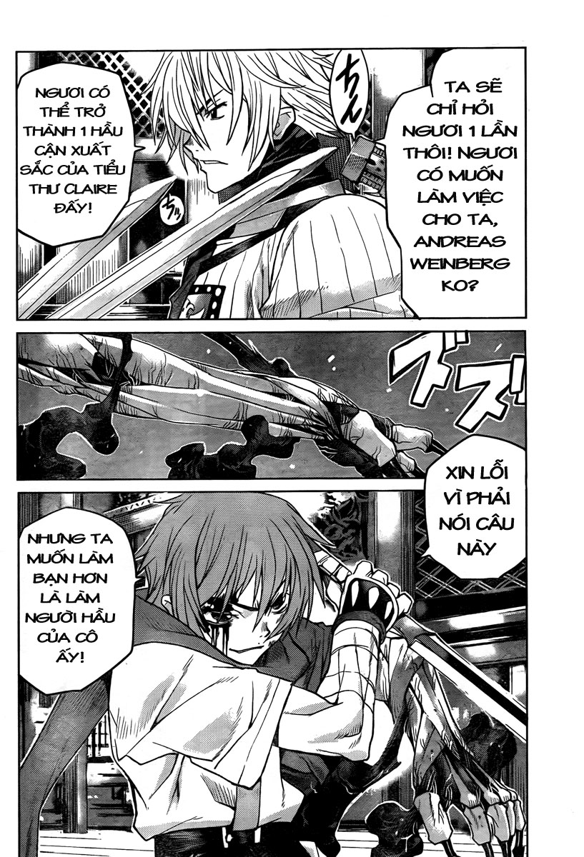 Code Geass: Shikkoku no Renya chap 3 - Trang 25