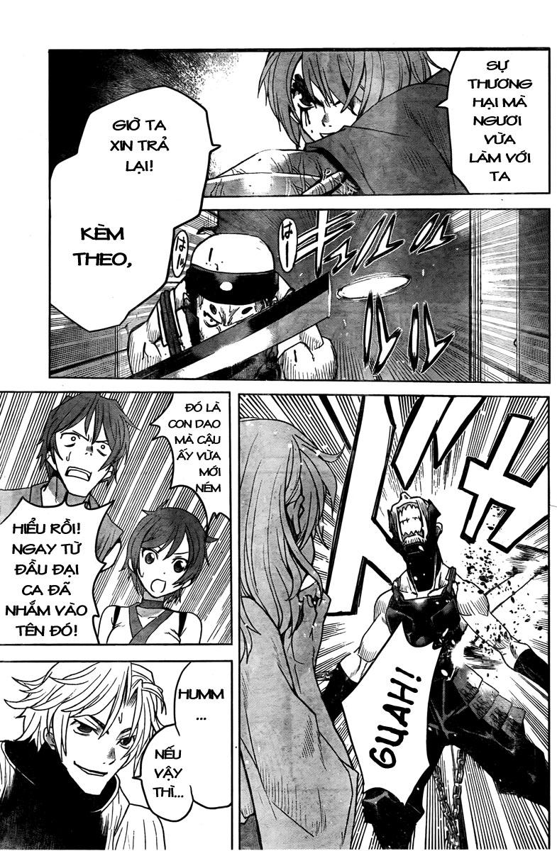 Code Geass: Shikkoku no Renya chap 4 - Trang 20