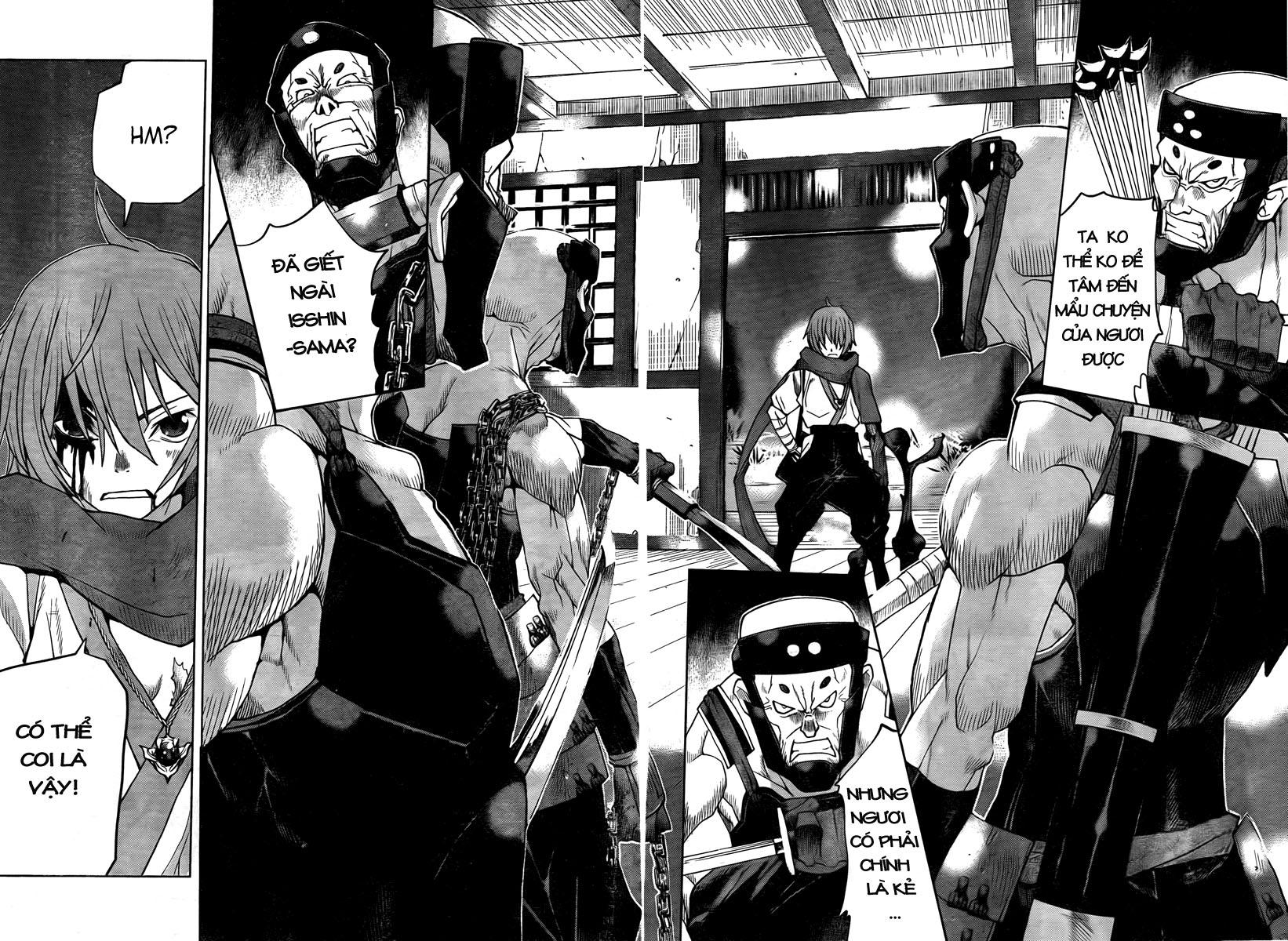 Code Geass: Shikkoku no Renya chap 3 - Trang 10