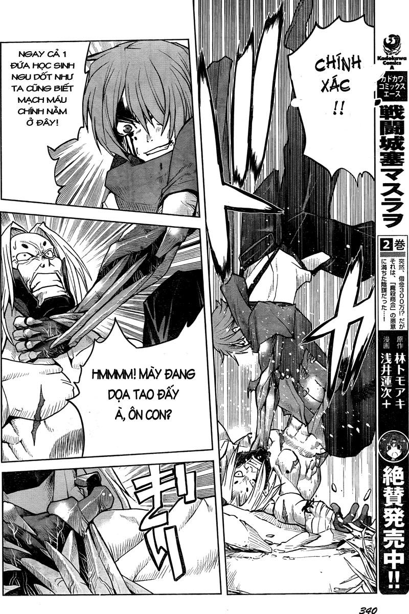 Code Geass: Shikkoku no Renya chap 2 - Trang 19