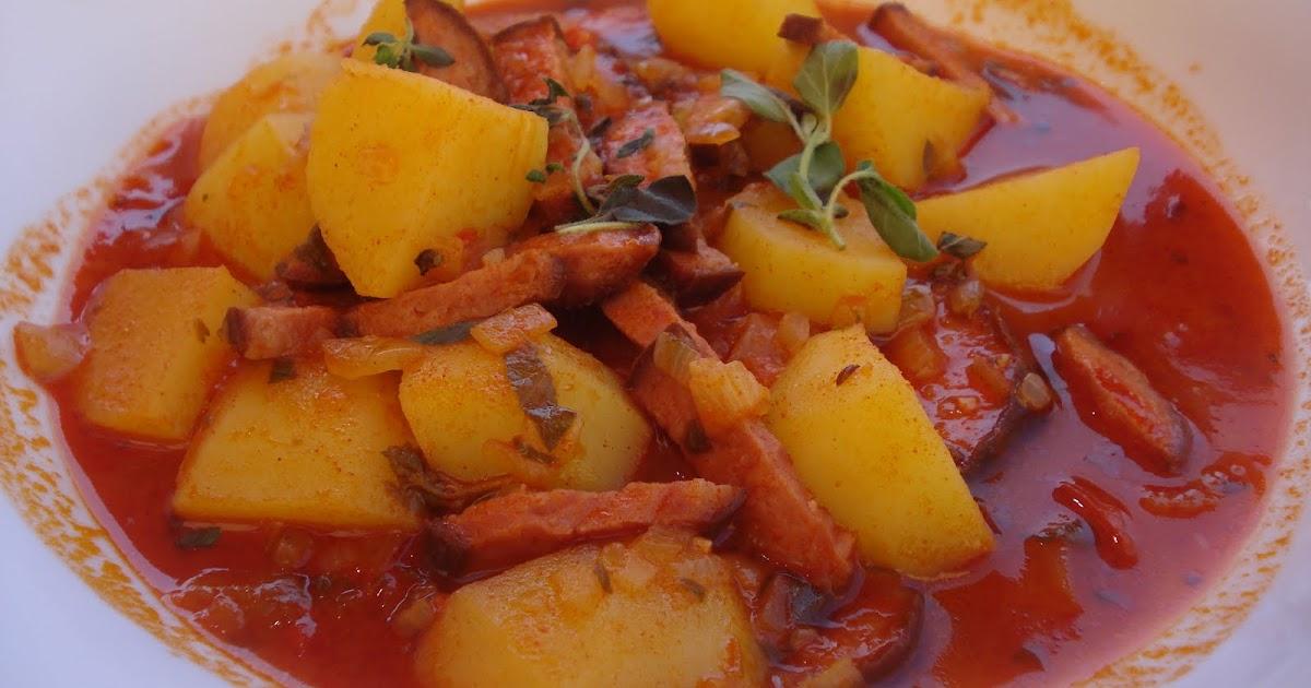Christians Kochstudio: Paprikás krumpli