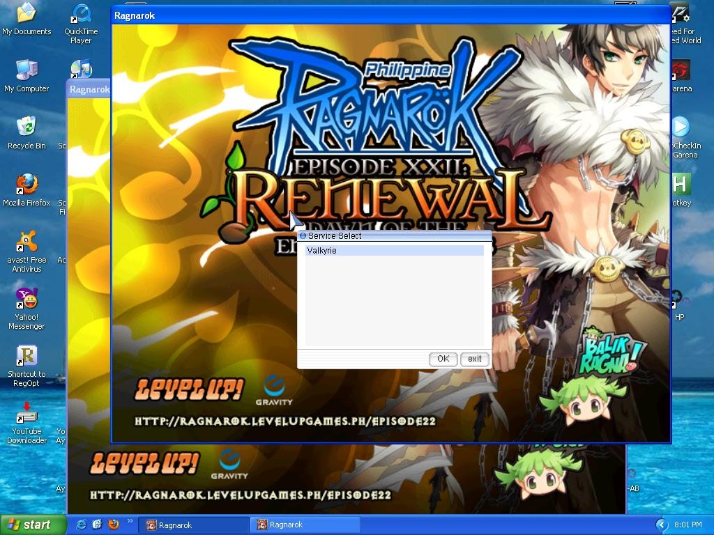 Ragnarok Online Bot and Zhyper MU Hacks: Ragnarok Dual Login