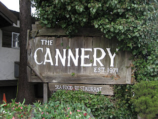Sherman's Food Adventures: The Cannery
