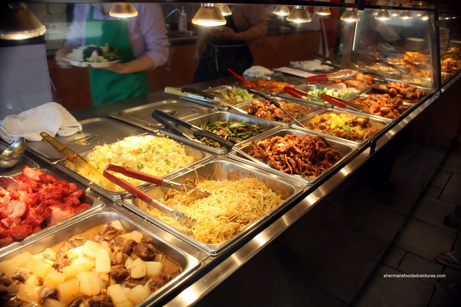 All You Can Eat Filipino Food