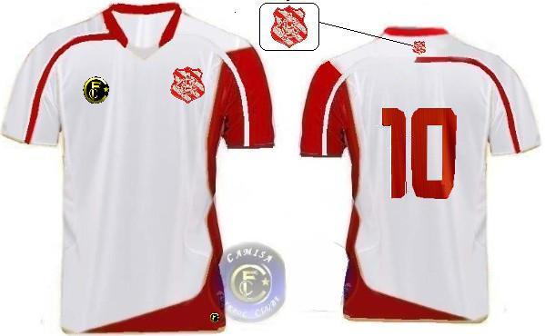 7d9bcbd27c Camisa Futebol Clube