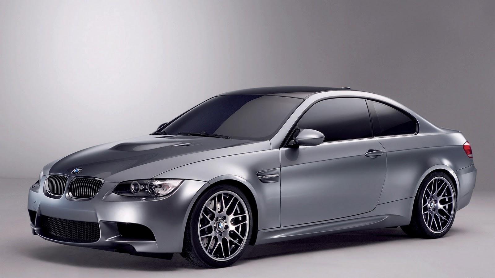 BMW grey series 3 plain view wallpaper HD ~ The Wallpaper ...