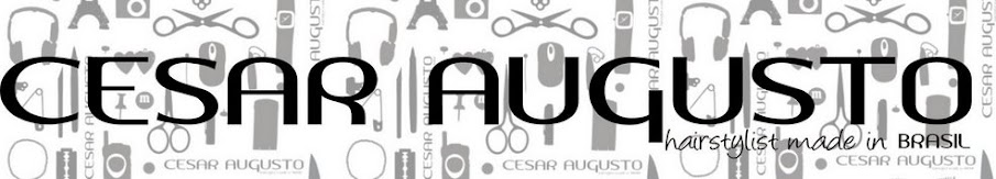 Cesar Augusto - Hairstylist Made in Brasil