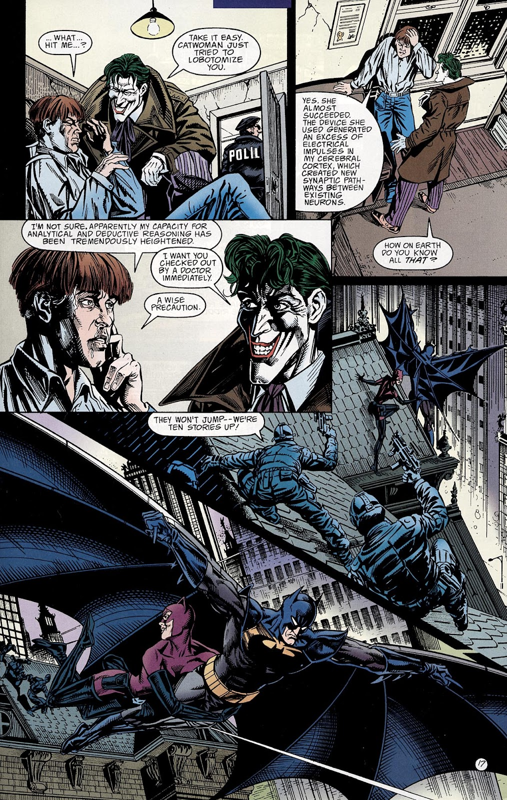 Catwoman (1993) Annual 3 #3 - English 18