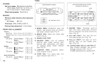 Repair Manuals 1980 1982 Toyota Corolla Electrical Wiring Diagram