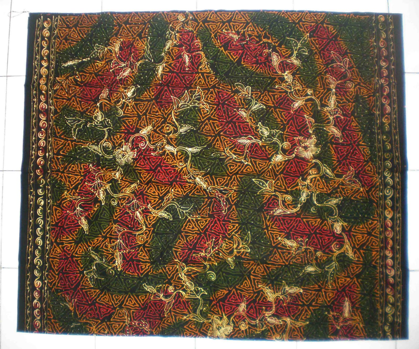 4 Penemu Batik Tulis: Potensi Batik Pamekasan