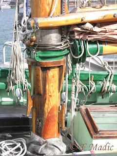 tradboats voiliers traditionnels vieux gr ements et modernes grands voiliers les espars. Black Bedroom Furniture Sets. Home Design Ideas