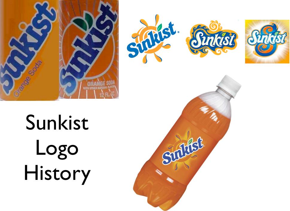 Logo Histories: Sunkist