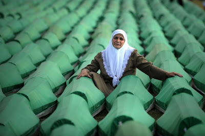 Hatidže Mehmedović (courtesy of the Srebrenica Genocide Blog)