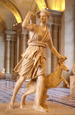 Ártemis, a deusa guerreira