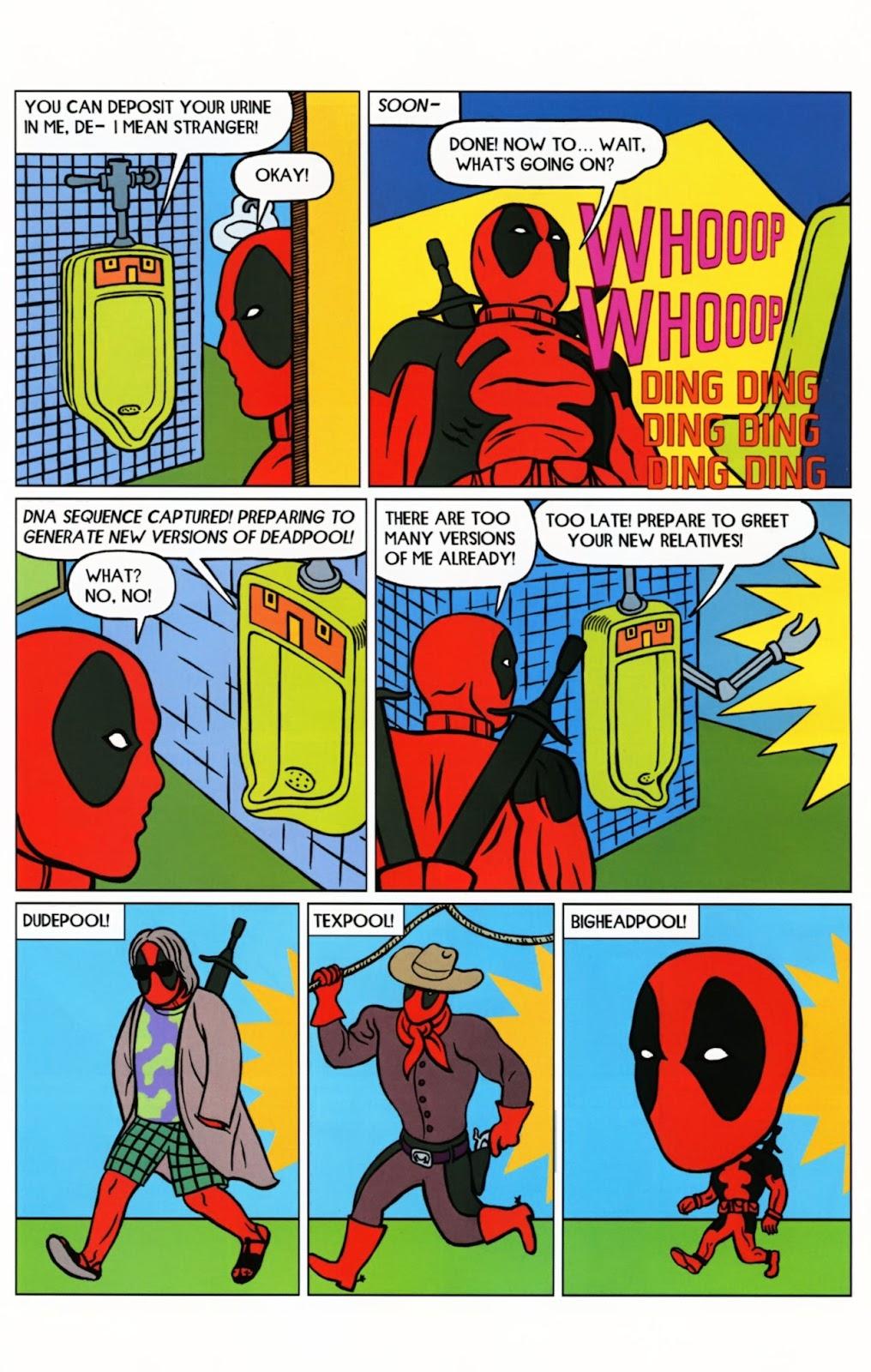 Read online Deadpool (2008) comic -  Issue #1000 - 70