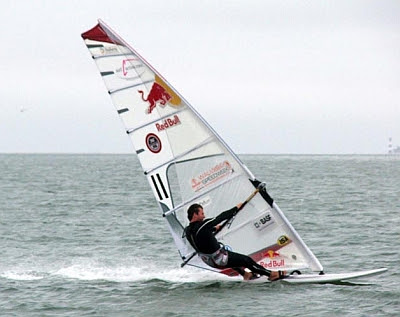 Top-10 tips for beginning speed windsurfers in 2010