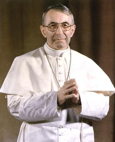 The Cause for Pope John Paul I