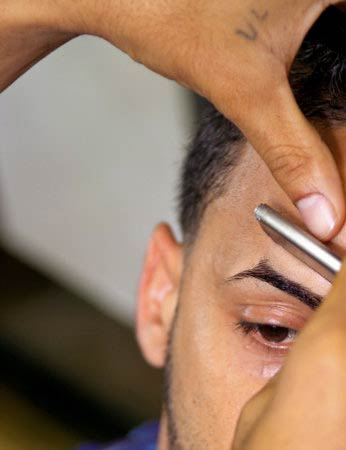How To Pluck Your Eyebrows Without Making Them Look Plucked For Guys 54