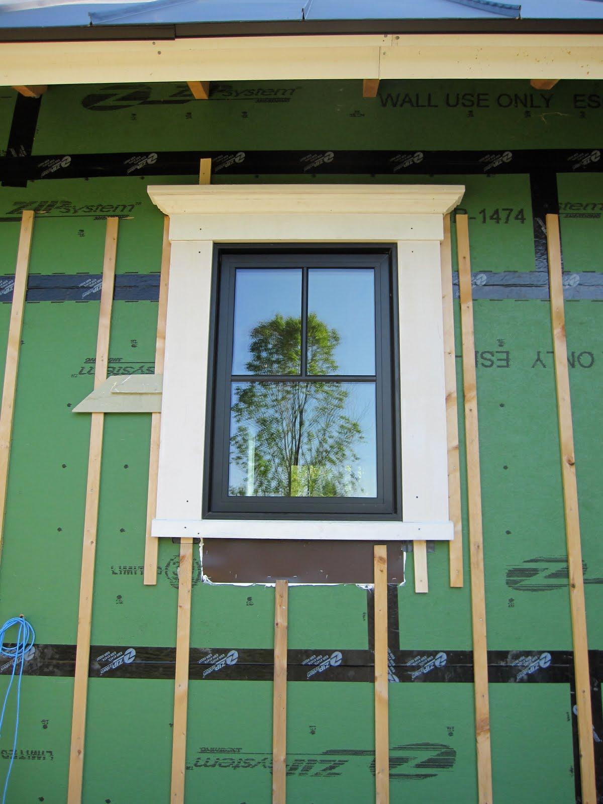 Exterior Window Trim Kits #27: House Window Trim
