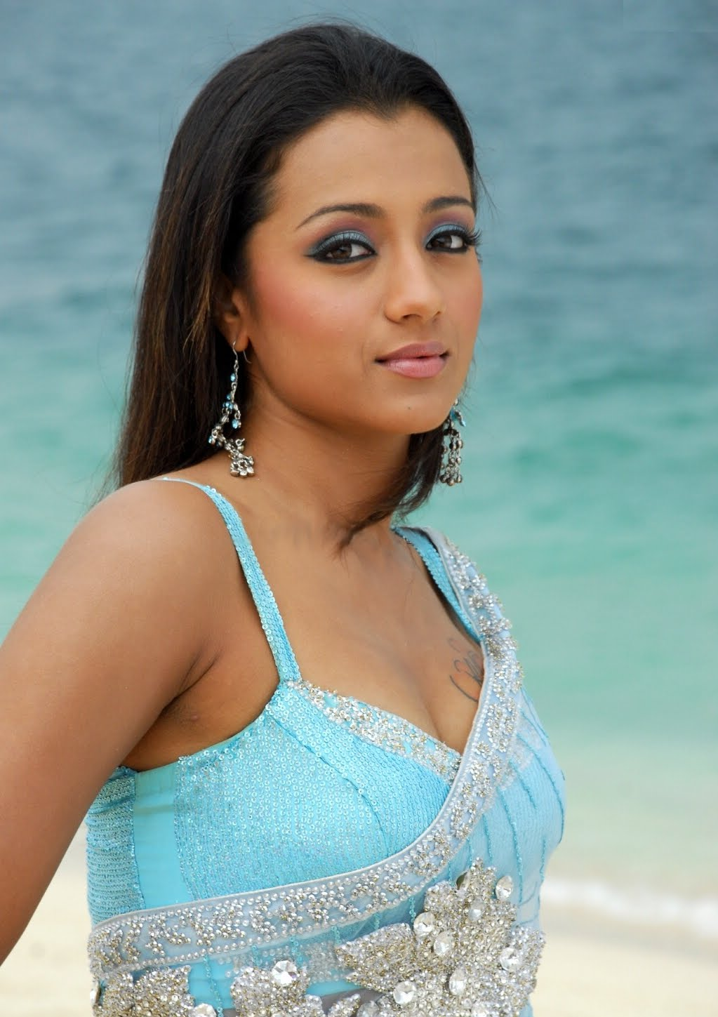 Trisha Very Hot Unseen Ultra Hq Stills, Pics  Hq Updated-4767