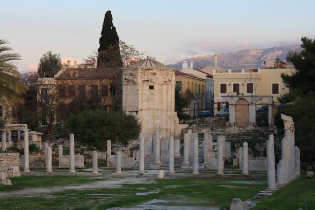 Uma visita à deslumbrante Ágora Romana de Atenas | Grécia