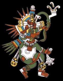 Tlaloc & Quetzalcoatl.