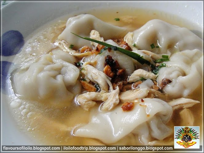 A bowl of Pancit Molo | FLAVOURS OF ILOILO