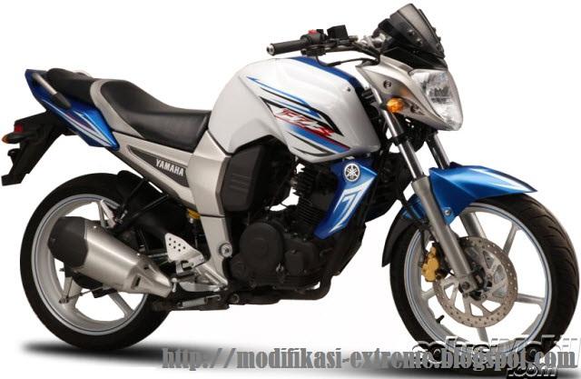 Most Famous Modification: Modifikasi Yamaha Byson 2010
