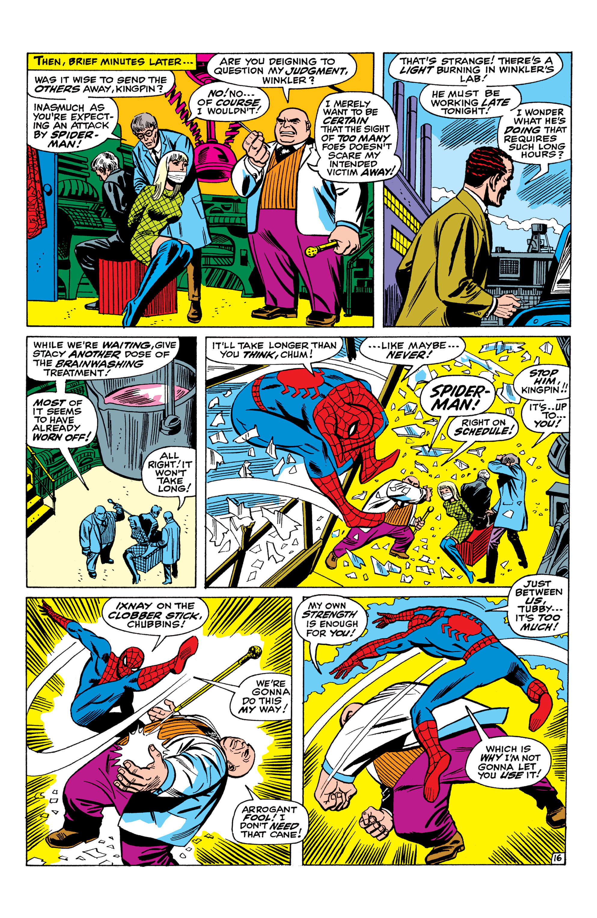 The Amazing Spider-Man (1963) 61 Page 16