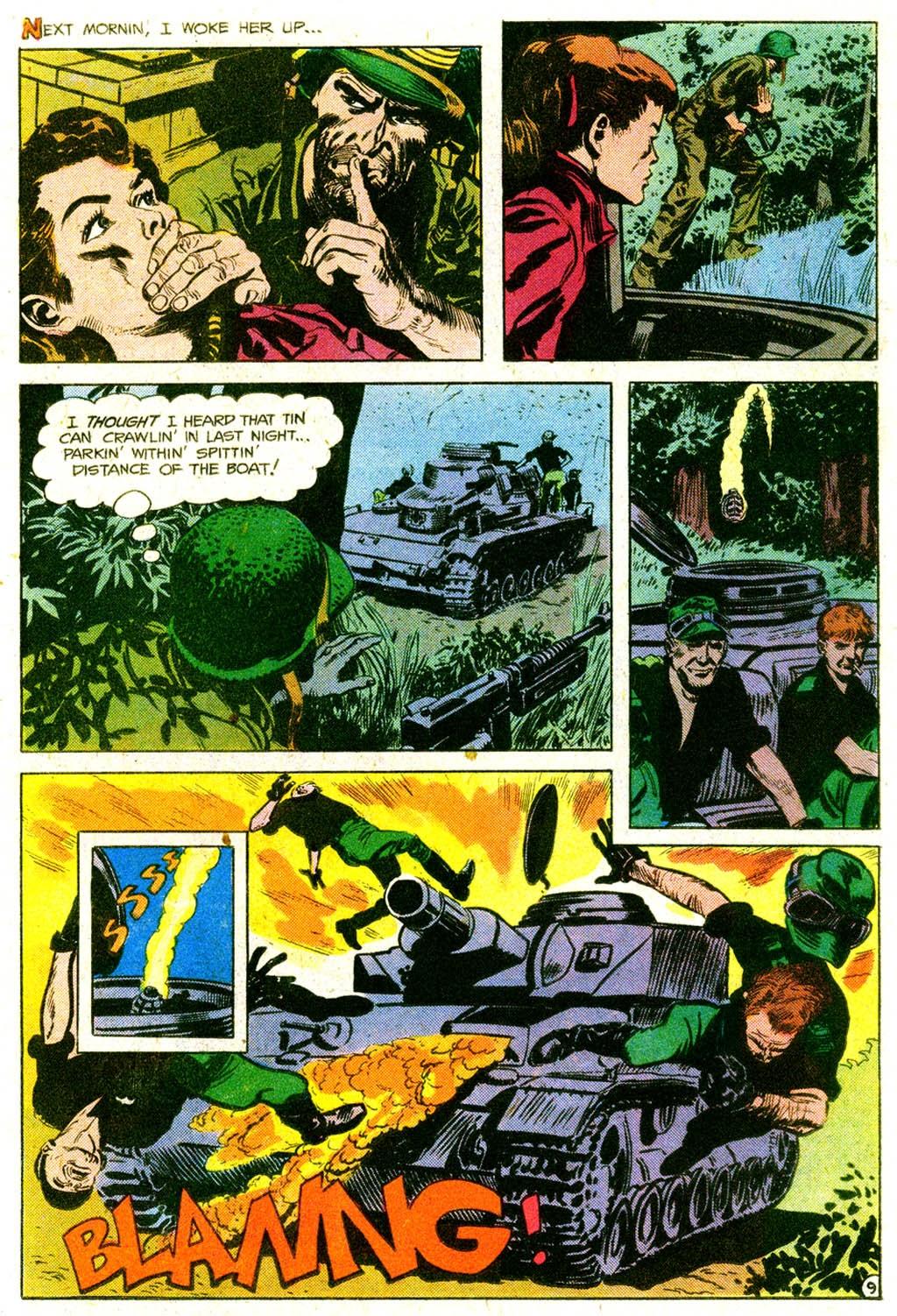 Read online Sgt. Rock comic -  Issue #311 - 14